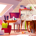 【注文住宅の小屋裏収納】法律では部屋扱いでない大容量の収納
