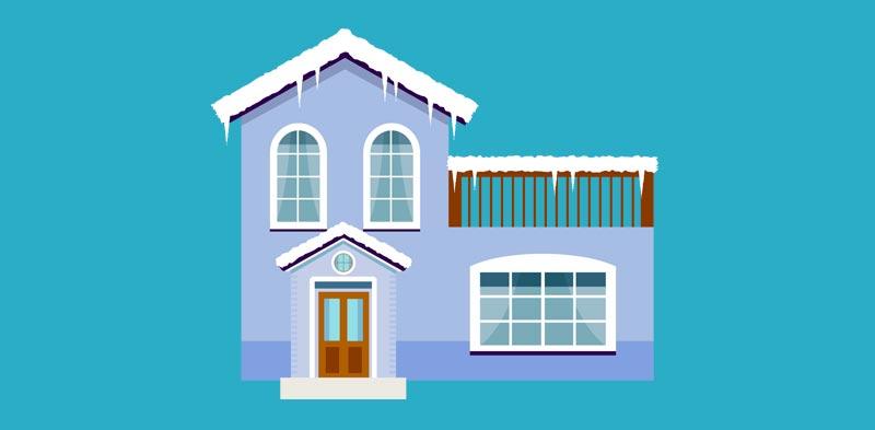 【寒冷地の冬場で比較】新築一戸建てと鉄筋コンクリートの断熱性能