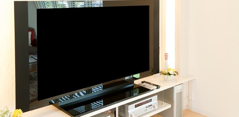 田舎はテレビ番組の選択肢が少ないのでU-NEXTを導入してみた
